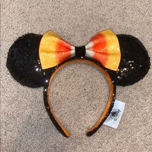Candy Corn Minnie Ears